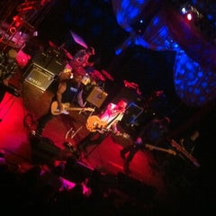 Photo taken at Epic Theatre at The Hat Factory by Stephanie F. on 4/27/2012