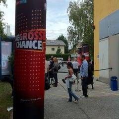 Photo taken at Filmstadt Wien by Thomas K. on 8/6/2011