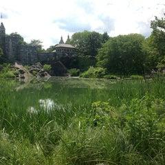 Photo taken at Belvedere Castle by MultaniFX on 6/7/2012