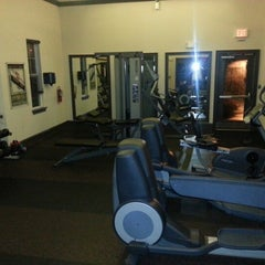 Photo taken at Fitness Center by Anthony b. on 7/9/2012
