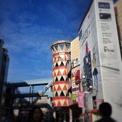 Photo taken at 라페스타 (Lafesta) by Yoonseok H. on 12/1/2011