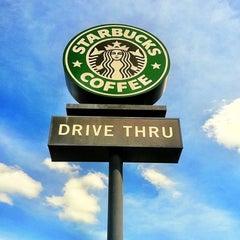 Photo taken at Starbucks by Shana D. on 3/21/2012