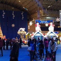 Photo taken at Winter WonderFest by Christopher S. on 1/1/2012