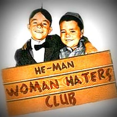 Photo taken at He-Man Woman Haters Club by Jason E. on 1/21/2012