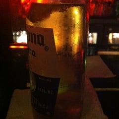 Photo taken at Sublime Bar Lounge by Marina B. on 5/24/2012