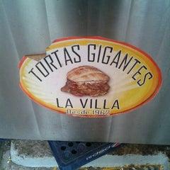Photo taken at Tortas Gigantes la Villa by Juan A. on 6/17/2012