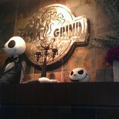 Photo taken at It's A Grind Coffee House by Bridget A. on 10/26/2011