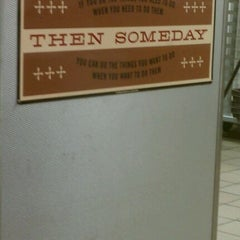 Photo taken at Jimmy John's by Kendra W. on 9/25/2011