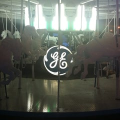 Photo taken at GE Carousolar by Taylor M. on 9/1/2011
