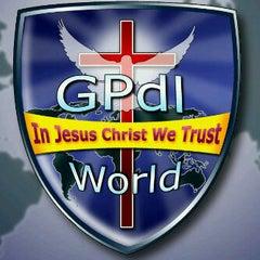 Photo taken at GPdI Zaitun Leilem by ewin r. on 1/14/2012