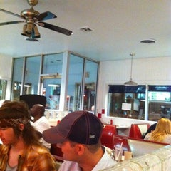 Photo taken at Tom's Diner by Andrew C. on 8/7/2011