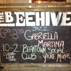 Photo taken at Beehive by Cacá F. on 7/14/2012