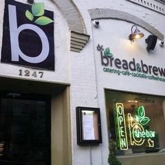 Photo taken at DC Bread & Brew by Bob B. on 7/29/2011