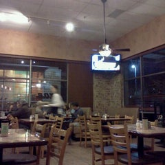 Photo taken at Joe's Pizza, Pasta & Subs by Morgan A. on 11/26/2011