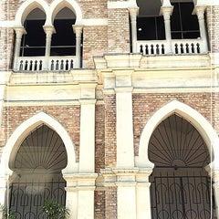 Photo taken at Bangunan Sultan Abdul Samad by n .. on 6/13/2012