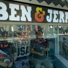 Photo taken at Ben & Jerry's by SupahFans S. on 8/15/2012