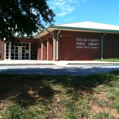 Photo taken at Redan Trotti Library by DineWithDani on 8/23/2011