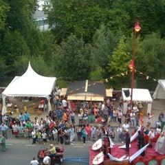 Photo taken at Balneario de Solares by tiscar on 8/7/2011