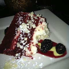 Photo taken at Scholars Inn Gourmet Cafe And Wine Bar by James B. on 12/4/2011