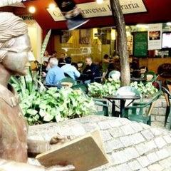 Photo taken at Café da Travessa by Siga MASB on 11/16/2011