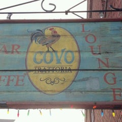 Photo taken at Covo Trattoria by Peeshepig on 1/11/2012