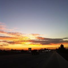 Photo taken at I-210 (Foothill Freeway) by Kevin D. on 10/31/2011