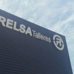 Photo taken at Relsa Talleres by Luis M. on 11/10/2011
