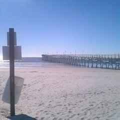 Photo taken at Sunset Beach by David C. on 11/24/2011