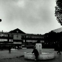 Photo taken at Delegación Cuajimalpa by Juan C. Alaniz M. on 6/25/2012