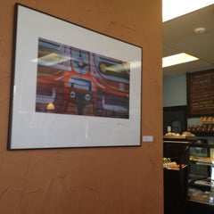 Photo taken at Espresso Royale by Neal R. on 4/6/2012
