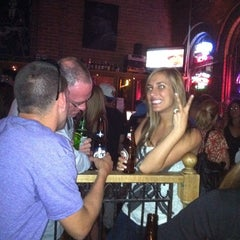 Photo taken at The Attic Bar and Bistro by Christine W. on 6/3/2011