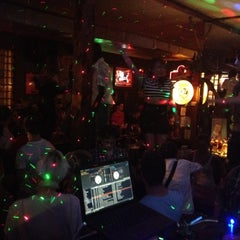 Photo taken at Mag Bar by Tyler E. on 3/15/2012