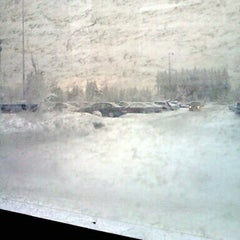 Photo taken at S. Everett Park & Ride by Ryan W. on 1/18/2012