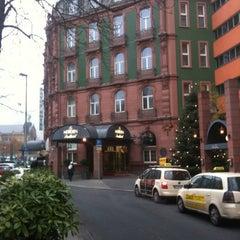 Das Foto wurde bei Le Méridien Parkhotel Frankfurt von Stefan K. am 11/29/2011 aufgenommen