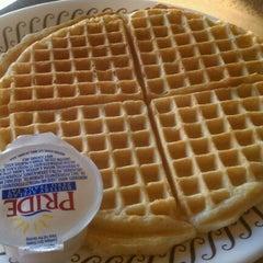 Photo taken at Waffle House by Tasha M. on 2/1/2012