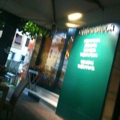 Photo taken at La Chiccoteca Bio Food by Piermichele G. on 8/15/2011