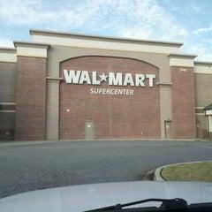 Photo taken at Walmart Supercenter by Antonio M. on 11/30/2011