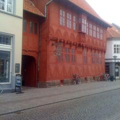 Photo taken at Møntergården by Ieva I. on 3/21/2012