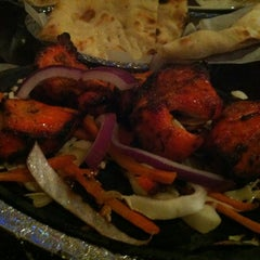 Photo taken at Taste Of India by Eat O. on 4/1/2012