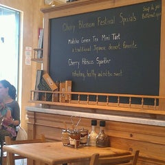 Photo taken at Le Pain Quotidien by Mary El on 3/17/2012