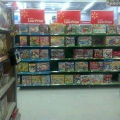 Photo taken at Walmart Supercenter by Shane P. on 3/13/2012