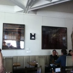Photo taken at Mission Beach Cafe by Bret W. on 2/21/2012
