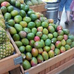 Photo taken at Market District Supermarket by Tamer Z. on 6/24/2012
