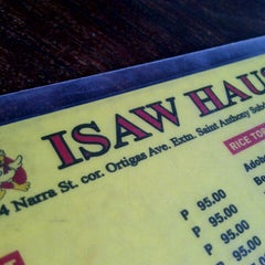 Photo taken at Isaw Haus by Roselyn S. on 8/3/2012