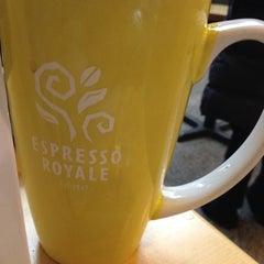 Photo taken at Espresso Royale by Briana v. on 2/27/2012