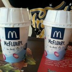 Photo taken at McDonald's by Sendy G. on 2/8/2012