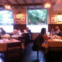 Photo taken at Maialino by Marc L. on 5/24/2012
