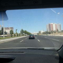 Photo taken at İstanbul Yolu by ibo a. on 9/1/2012