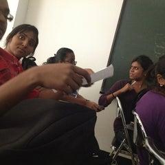 Photo taken at Gedung Yusuf Panigoro (Labtek VII) by Ruvanesh Aravind V. on 8/31/2012