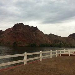 Photo taken at Echo Lodge Resort by Jeff B. on 7/4/2012